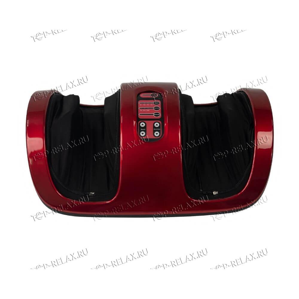 Массажер для ног FEET RELAX красный (LF-188)